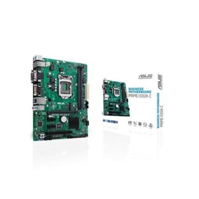 ASUS PRIME H310M-C DDR4 2666 VGA DVI-D 1151v2
