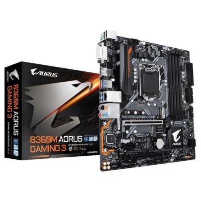 GIGABYTE B360M AORUS GAMING 3 DDR4 HDMI 1151v2