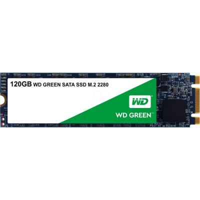 120 GB WD GREEN 500-600 MB WDS120G2G0B M2 SSD