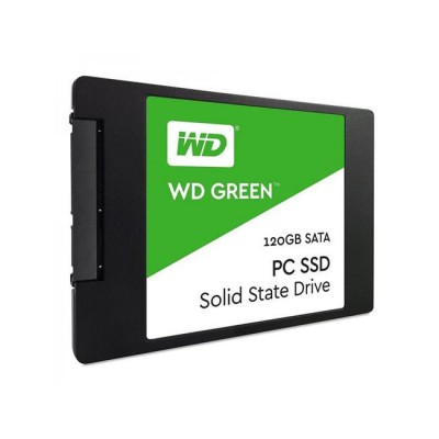 120 GB WD GREEN 3D NAND WDS120G2G0A 545-465 MB/s