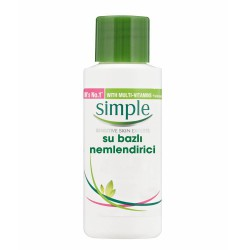 Simple Su Bazlı Nemlendirici 50 ml